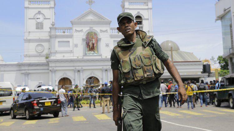 Ocho detenidos por los atentados en los que murieron 200 personas