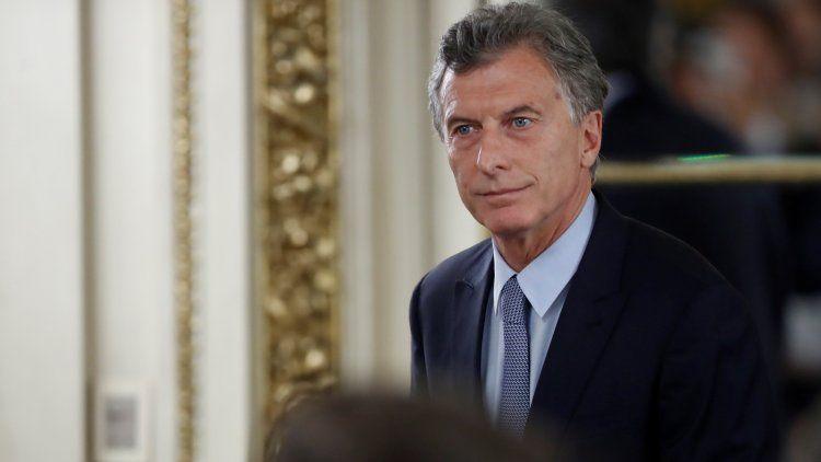 Macri encabezará un acto en Casa Rosada