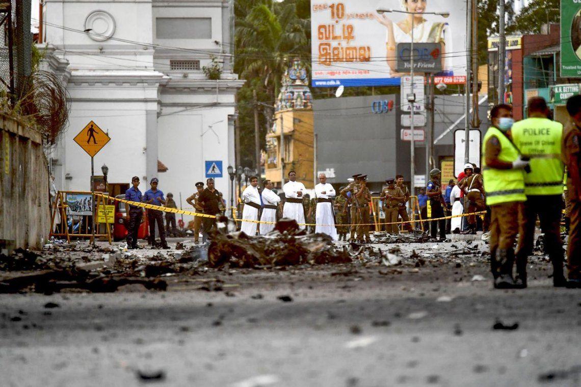 Sri Lanka: el Estado Islámico se adjudicó los atentados terroristas