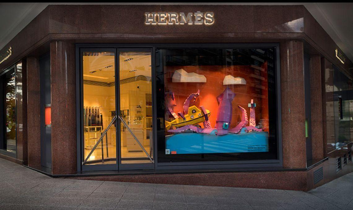 Ni las marcas de lujo se salvan de la crisis económica: Hermès liquida con descuentos del 60% en Buenos Aires