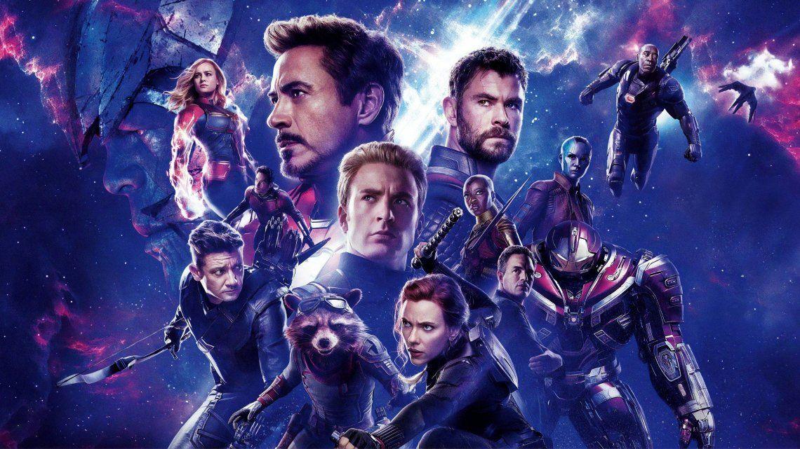 Avengers Endgame online: filtraron en Internet la película completa