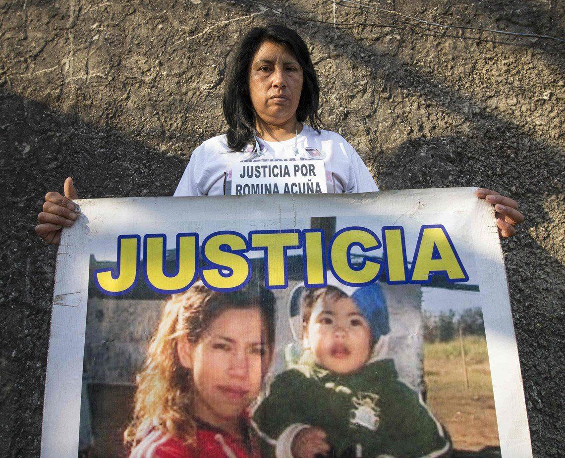 Lo condenaron a 11 años por el crimen de Romina Acuña