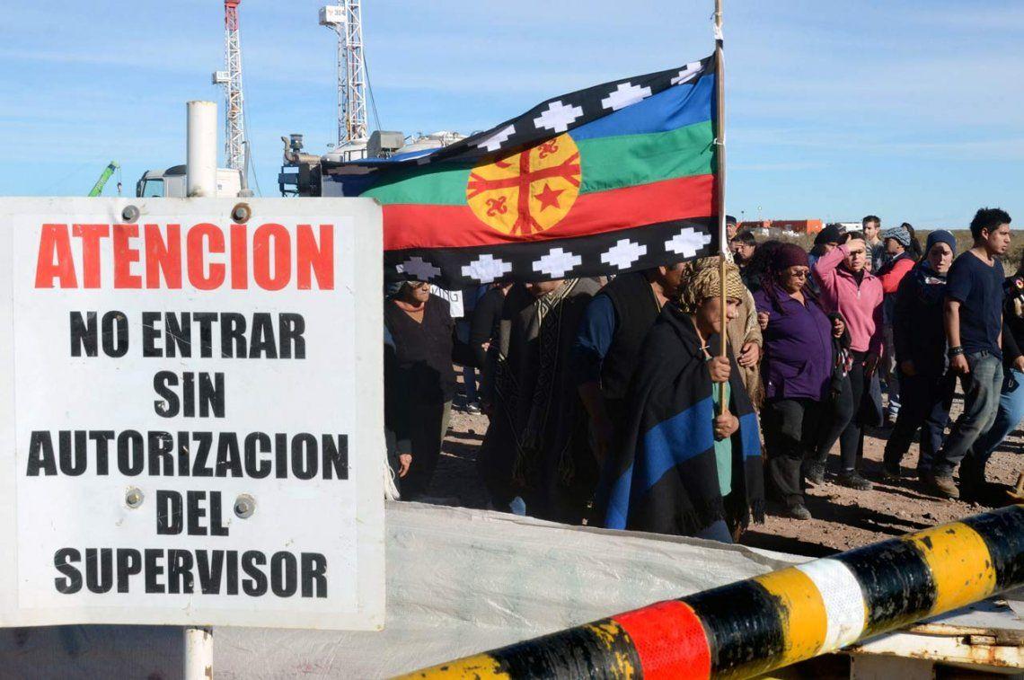 Neuquén: absolvieron a mapuches acusados de usurpar tierras en Vaca Muerta