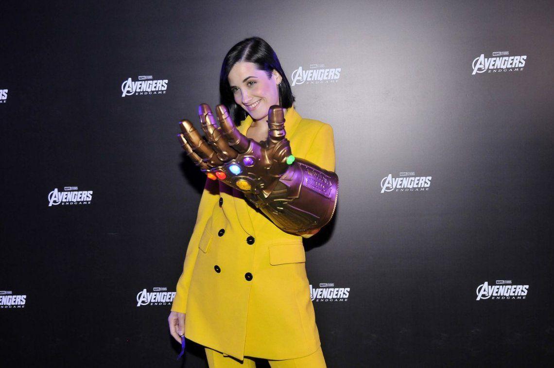 La fotos de todos los famosos que fueron a ver Avengers - Endgame