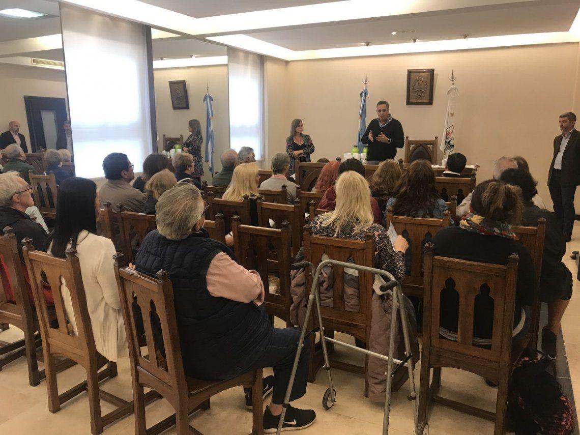 Mayores Promotores: un programa de voluntariado para ancianos