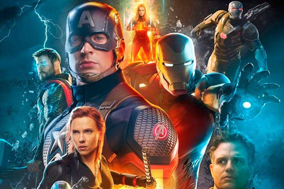 ¿Querés ir al cine bien preparado? Todos los adelantos de #AvengersEndgame