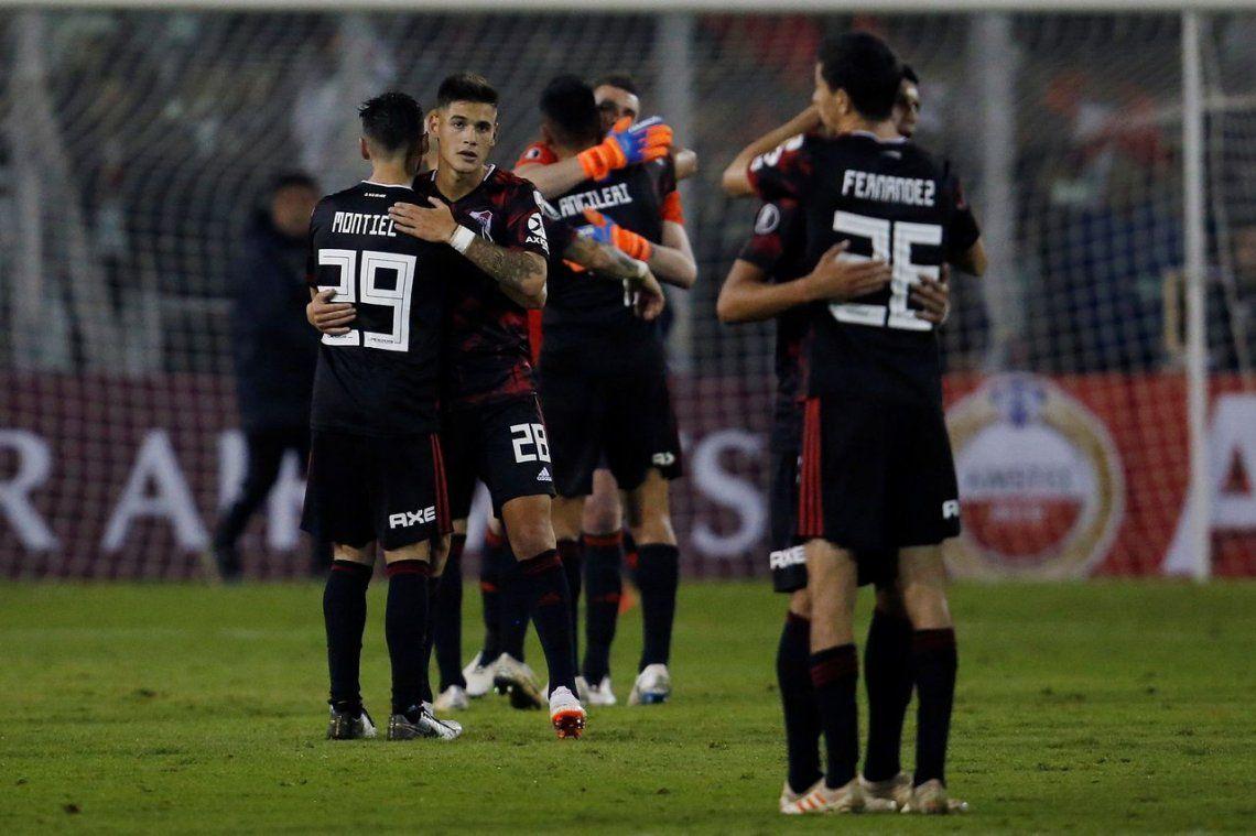 River llegó a Buenos Aires con la clasificación adentro y algunas preocupaciones