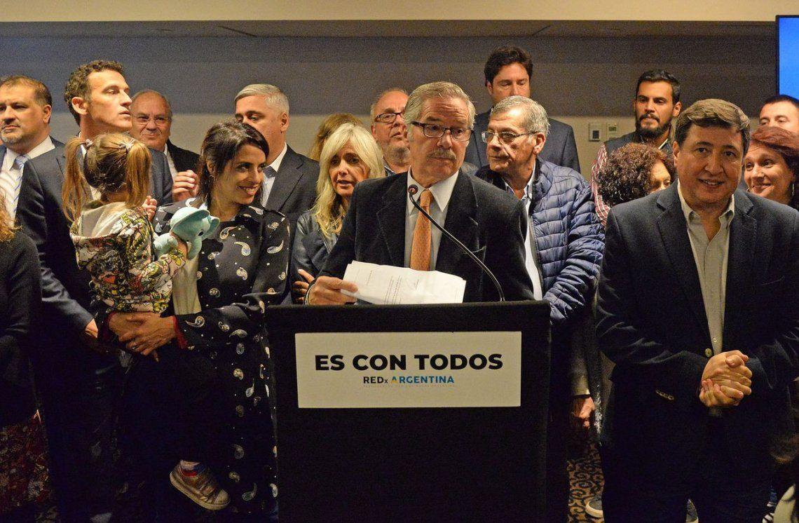 Felipe Solá anunció Red x Argentina, su frente electoral para las próximas PASO