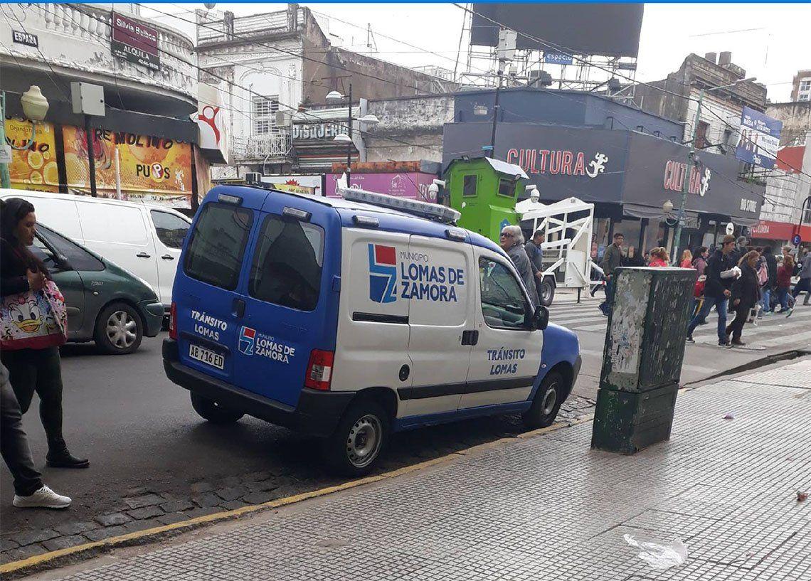 Lomas de Zamora: críticas a Martín Insaurralde por el fin recaudatorio de las multas de tránsito
