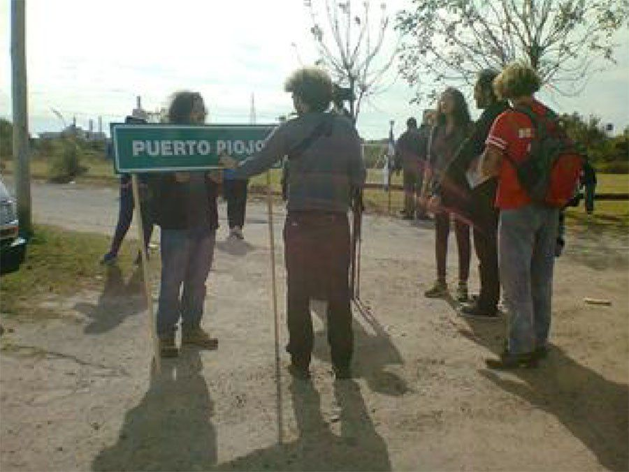 Avellaneda: Congreso Ribereño en Isla Maciel