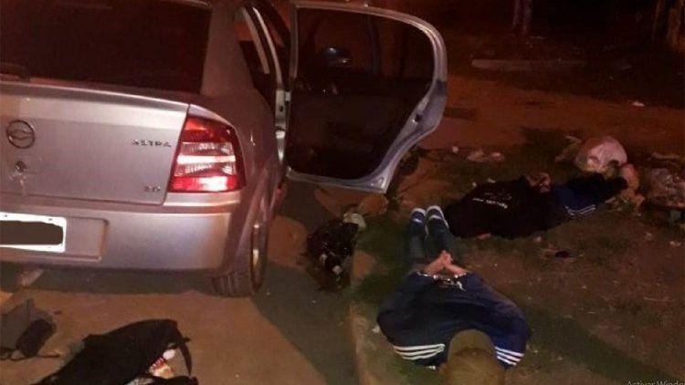 Desafectan a dos policías después de tirotearse con otros agentes