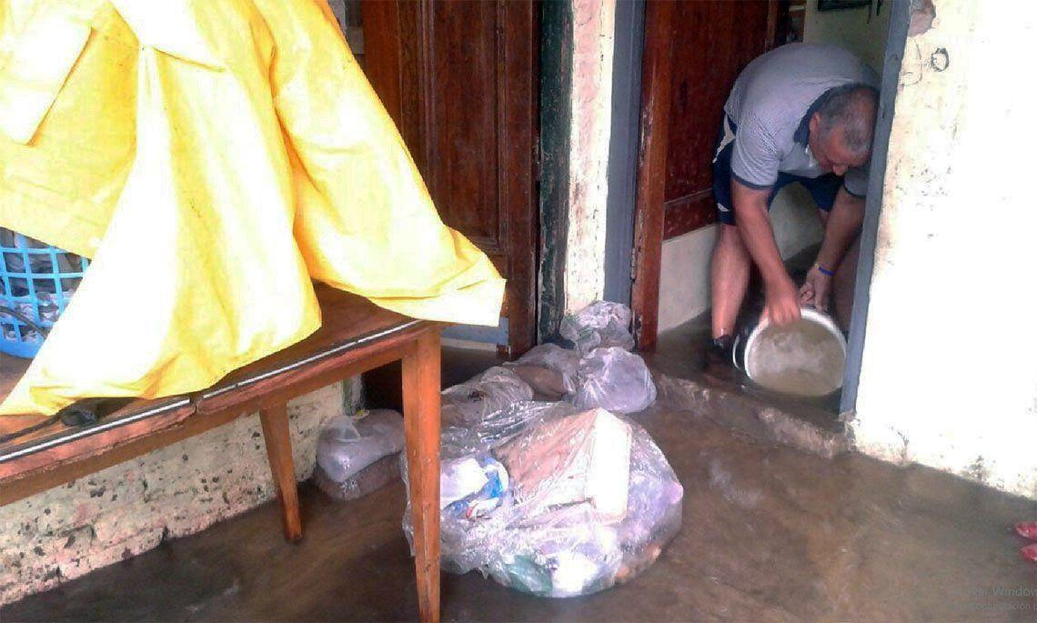 Avellaneda: en Villa Corina advirtieron por nuevas inundaciones