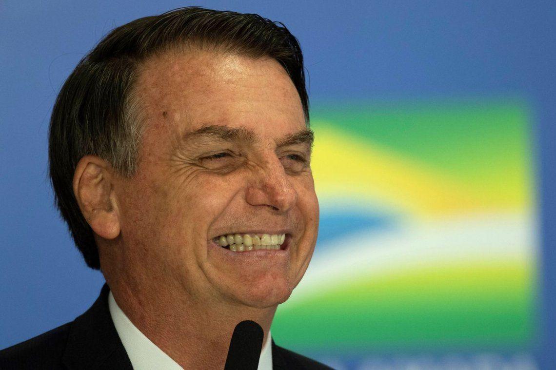 Bolsonaro defendió el trabajo infantil y la portación de armas de menores