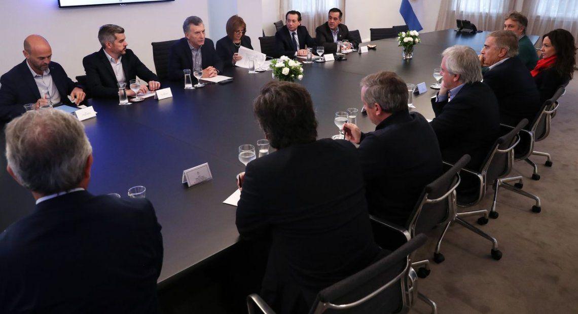 Después del jueves negro, Macri aseguró que no habrá cambios en el Gabinete