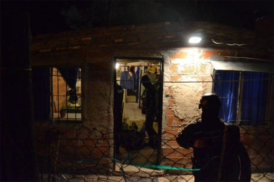 Quilmes: cayó una banda narco en el barrio El Monte