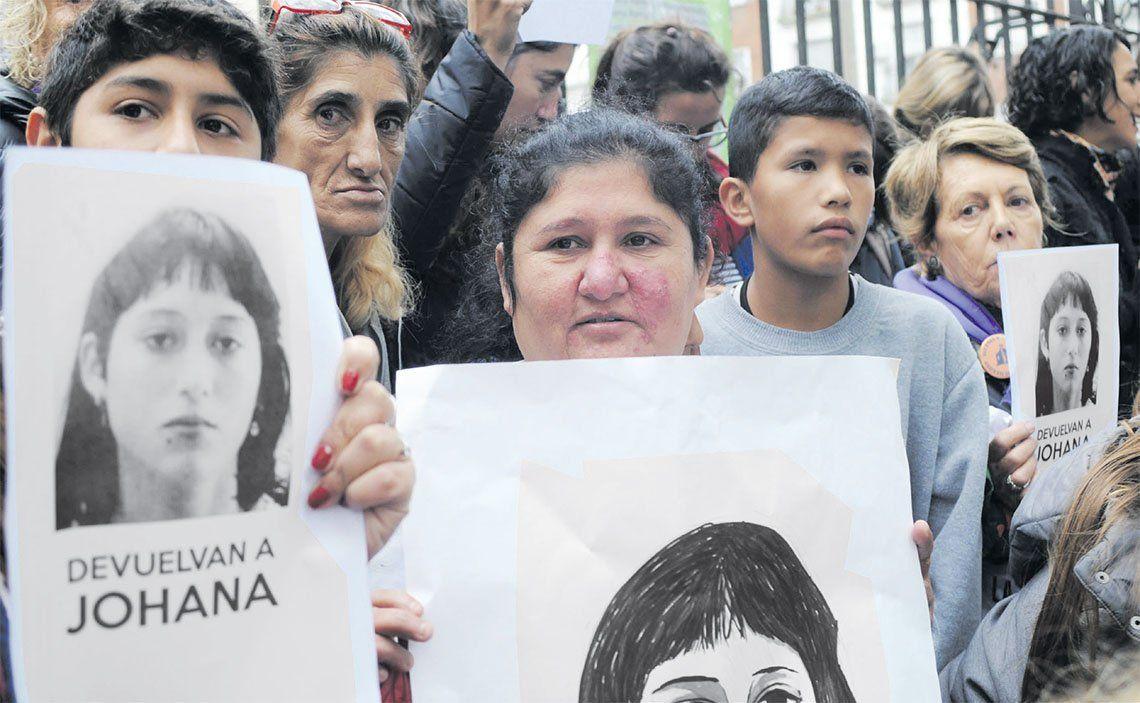 Johana Ramallo desapareció hace 21 meses: ¿víctima de red de trata?
