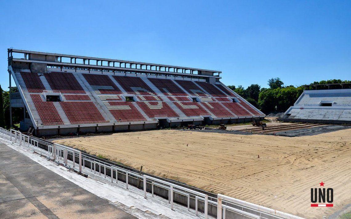 Juan Sebastián Verón le puso fecha a la inauguración del nuevo estadio de Estudiantes