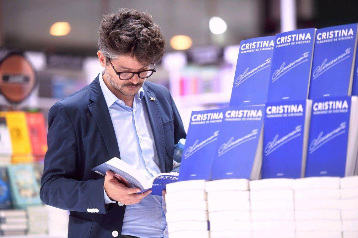 Arranca el desfile de políticos en la Feria del Libro