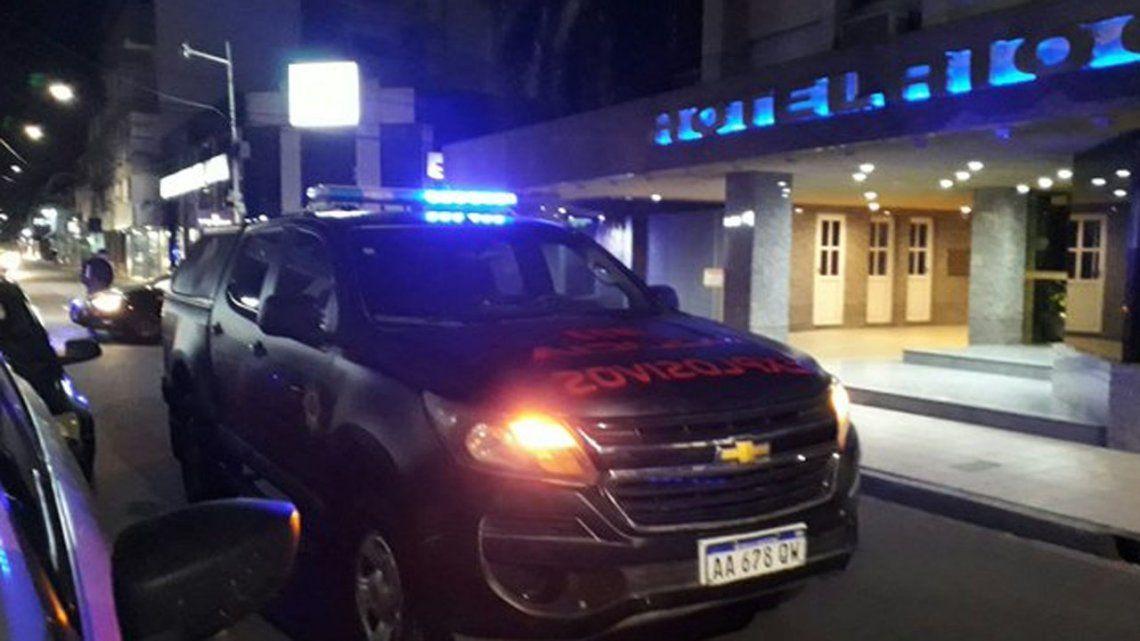 Paso en Santa Fe: desalojaron el búnker de Cambiemos por amenaza de bomba