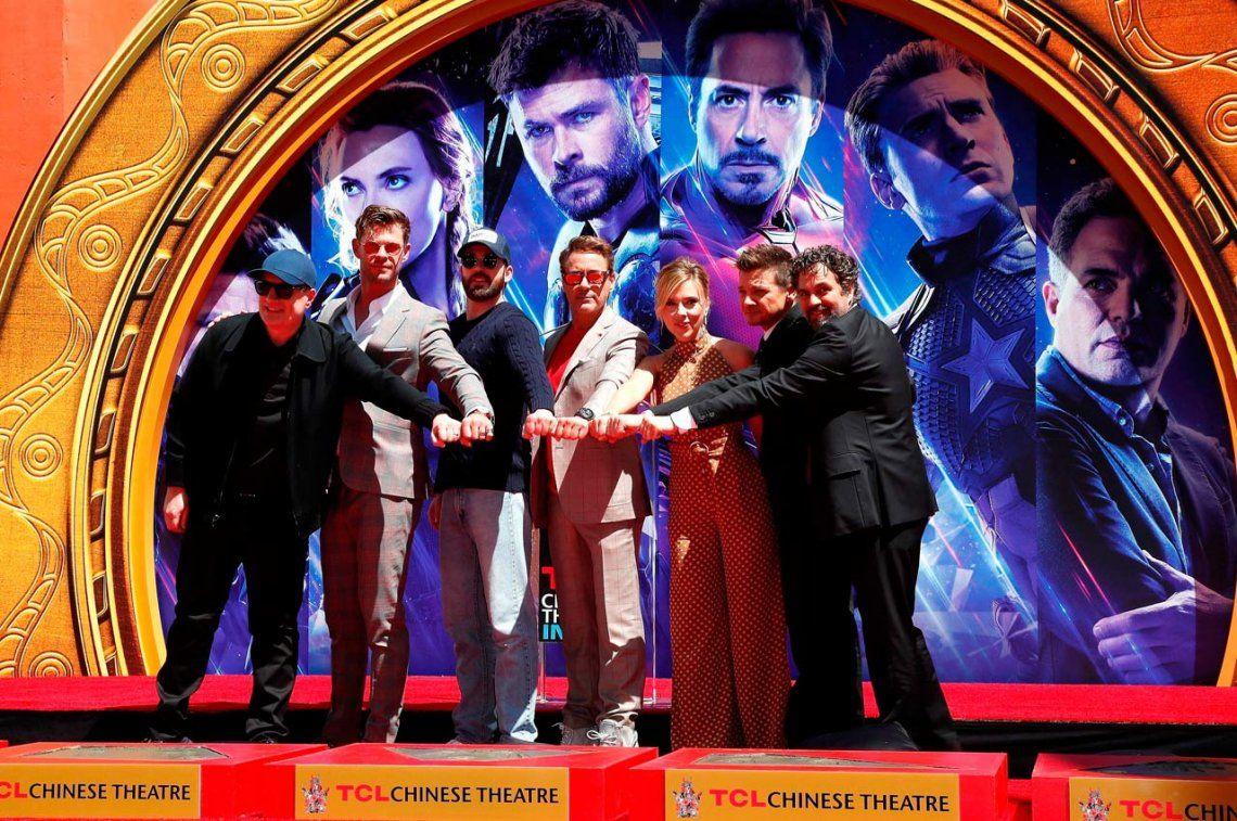 Avengers Endgame superó ampliamente el millón de espectadores en la Argentina