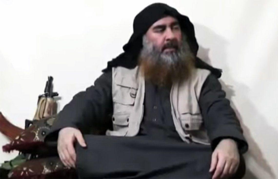 Estado Islámico: el jefe del grupo terrorista aparece en video por primera vez en cinco años
