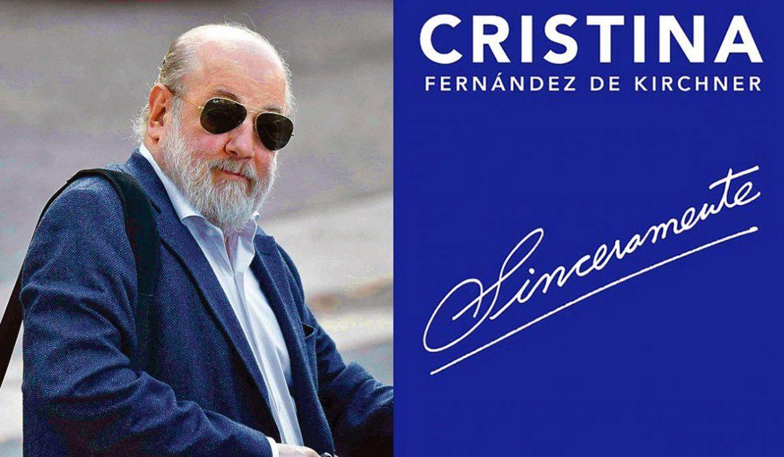Claudio Bonadio busca embargar las regalías del libro de Cristina Kirchner