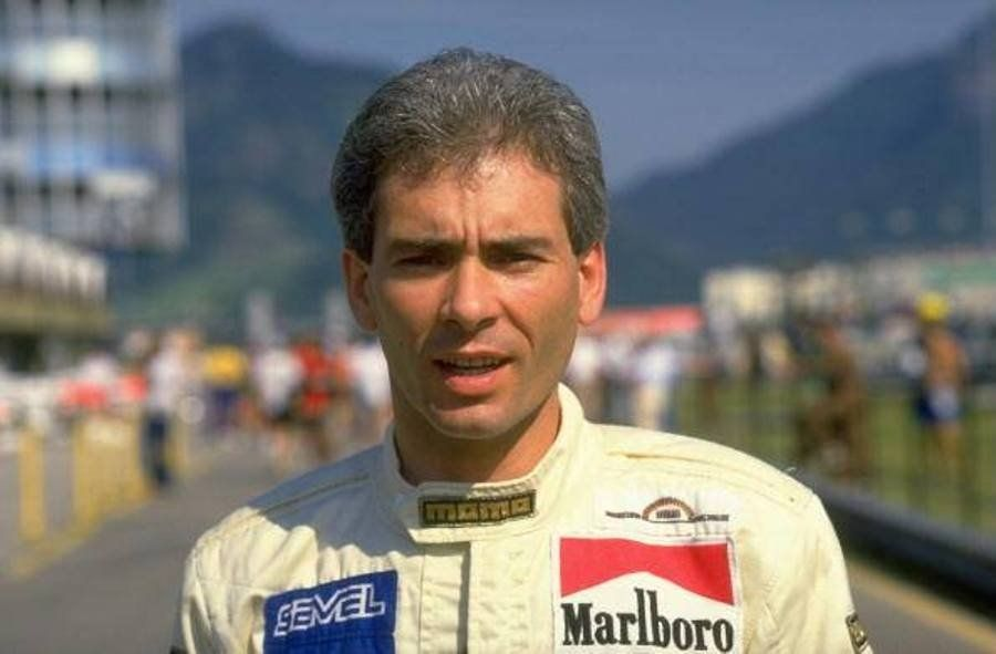 Oscar Larrauri: el recuerdo del único piloto argentino que corrió con Ayrton Senna