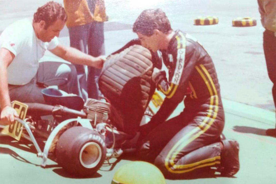 Anécdotas de los argentinos que corrieron Karting con Ayrton Senna