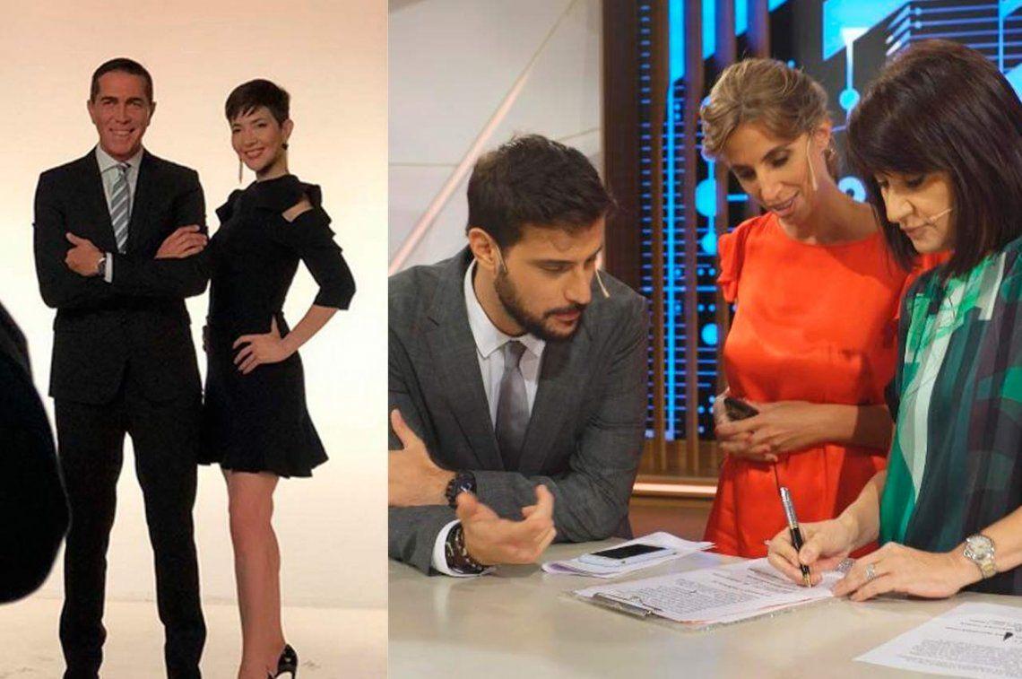 Los números del rating preocupan: aún con Leuco, Telenoche perdió con Telefe Noticias y peligra el prime time de El Trece