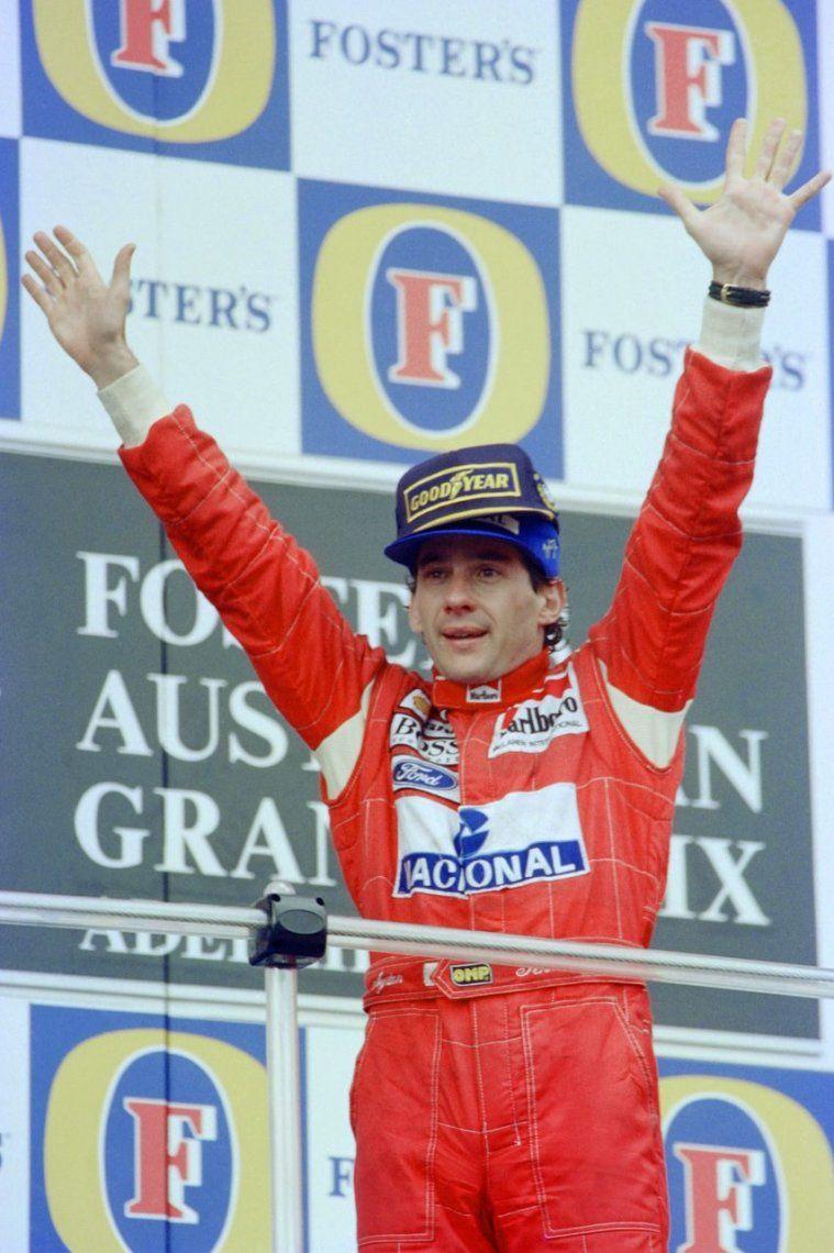 1993 |Victoria en el Gran Premio de Australia en Adelaide