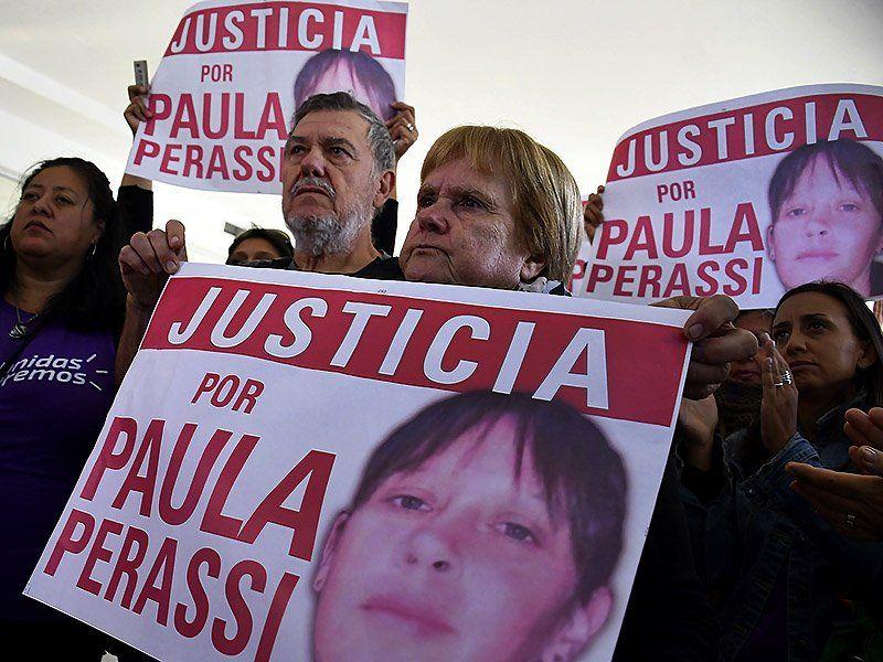 Absolvieron a todos los acusados por el crimen de Paula Perassi