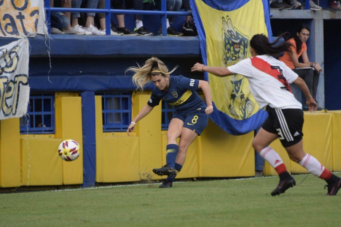 Superclásico femenino: Boca venció a River por 3-1 y se prende en la lucha por la Zona Campeonato