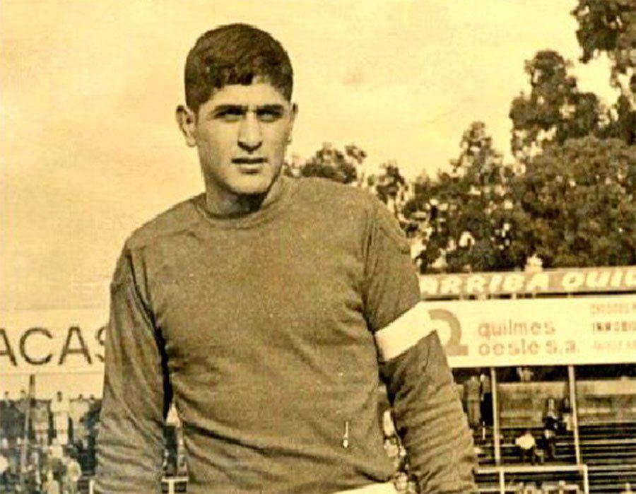 Quilmes: a 50 años del debut de Ubaldo Matildo Fillol