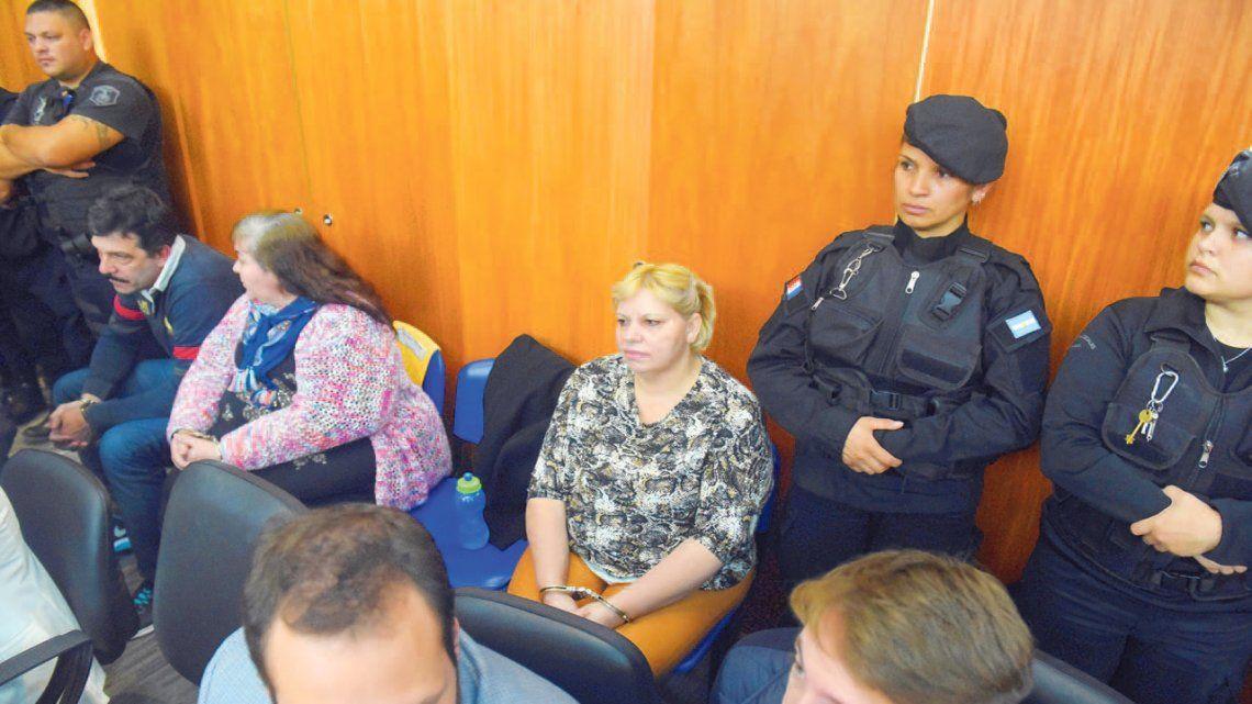 Absolvieron a todos los  acusados del caso Paula Perassi
