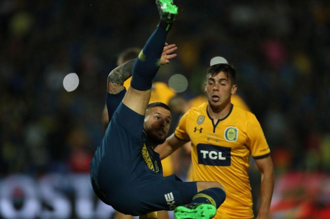 Boca - Rosario Central: las mejores fotos de la Supercopa