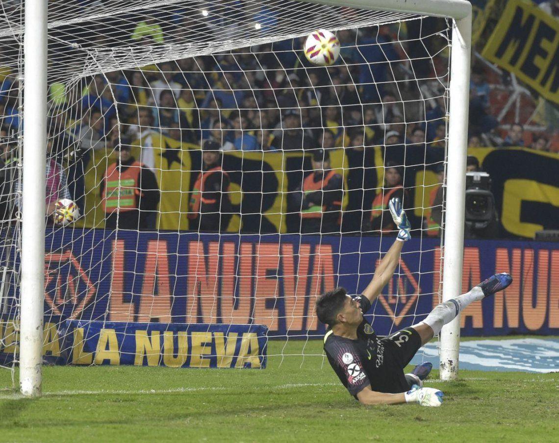 Cláusula de Selección: Boca blindará a Andrada por 25 millones de dólares