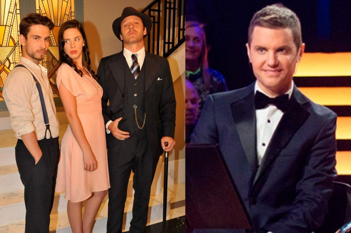 La boda hizo pasar al frente del rating a la tira Argentina, Tierra de Amor y Venganza