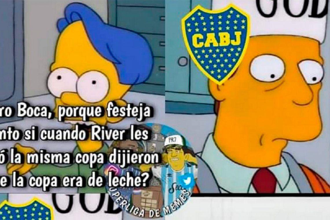 Los memes por el sorteo de octavos de final de la Copa Libertadores de América 2019
