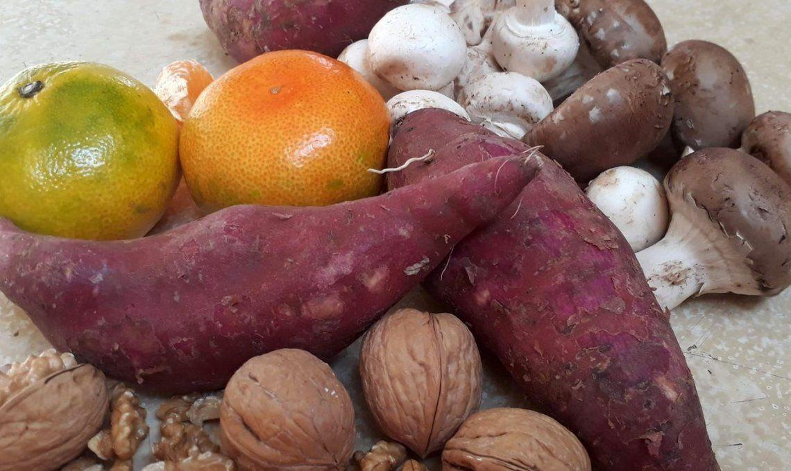 Recetas: cómo aprovechar los productos de otoño