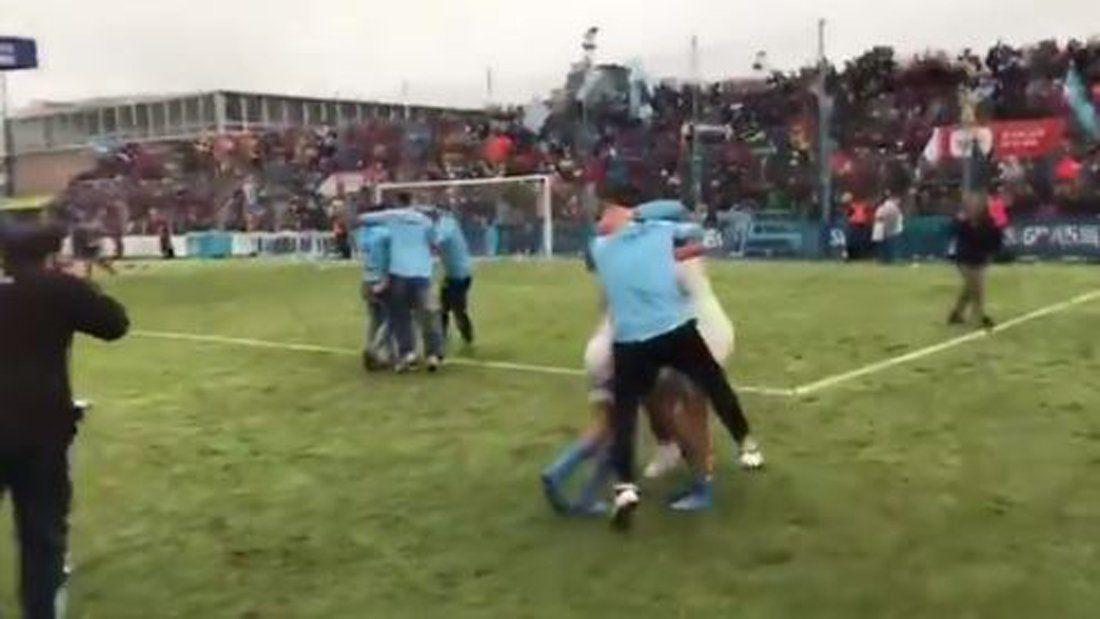 Pablo Aimar está feliz: Estudiantes de Río Cuarto ascendió a la B Nacional por primera vez