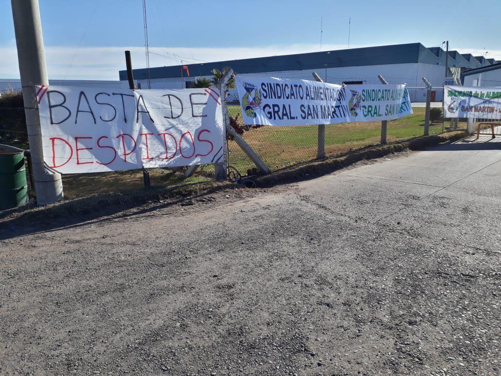 Mendoza: La Campagnola cerró dos fábricas y hay 125 despidos encubiertos