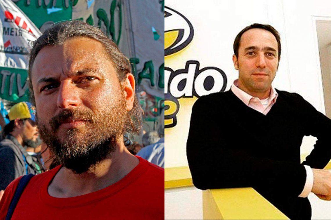 Juan Grabois y Marcos Galperin se cruzaron por la supuesta  competencia desleal de Mercado Libre