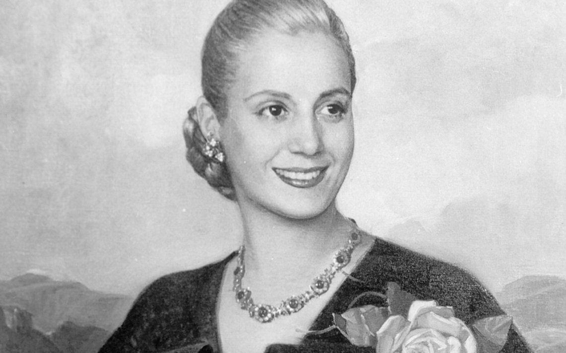 Eva Perón, esa mujer a la que nos seguimos aferrando