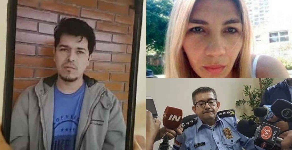 Se entregó Waldo Servian Riquelme, el femicida de Liliana González