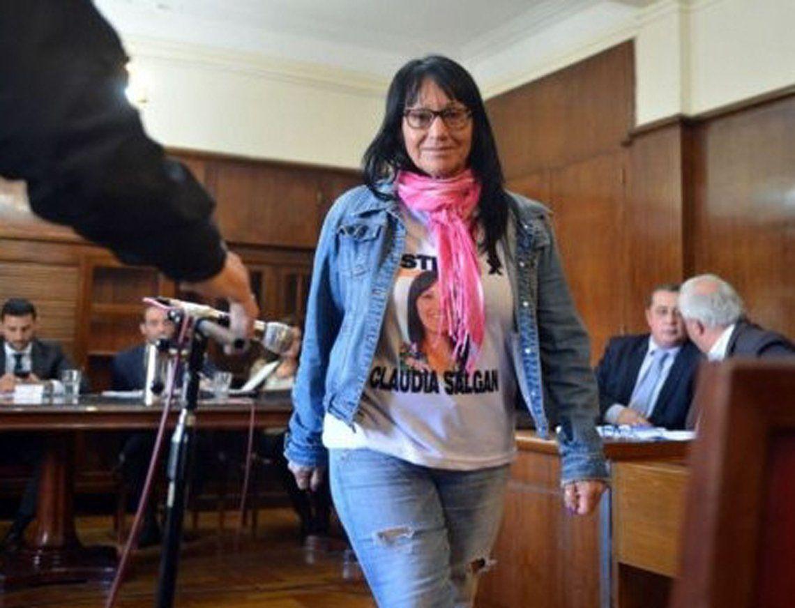 La madre de Claudia Salgán: Mi hija fue maltratada en sus 23 años de matrimonio