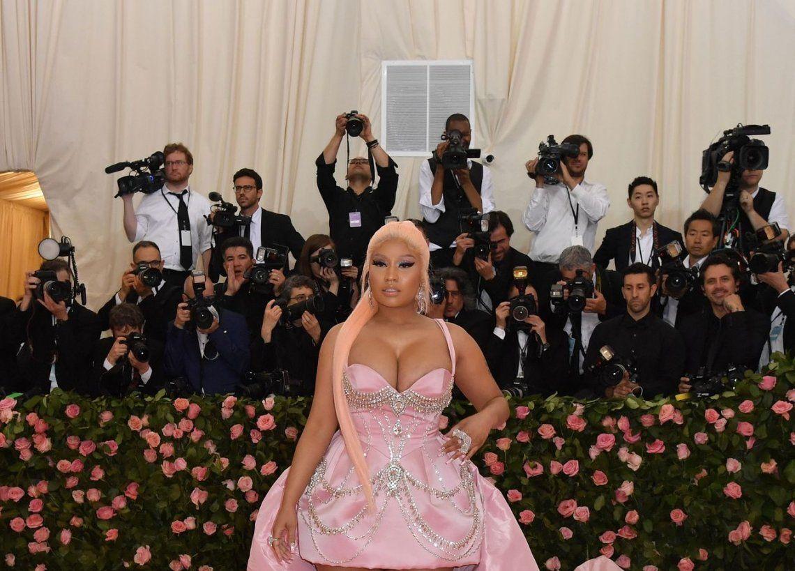 Toda la extravagancia de la alfombra rosa de MET Gala 2019