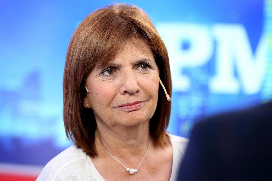 Patricia Bullrich negó una persecución contra los Moyano: Esto no es personal