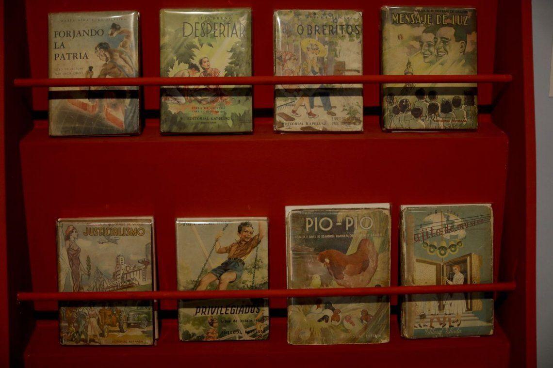 Infancia y Peronismo: los juguetes de la fundación Eva Perón