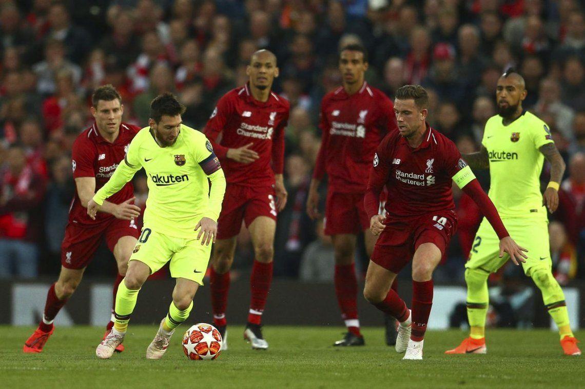 El Liverpool de Klopp, sin sus estrellas, humilló a Barcelona y se clasificó para la final