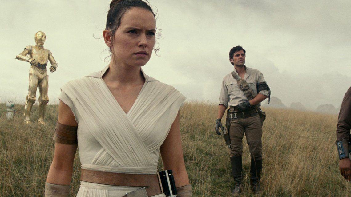 Disney anunció una nueva trilogía de Star Wars